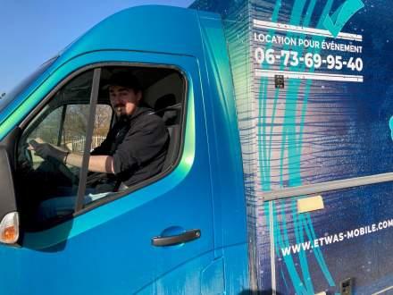 CamionEtwas MobileFood Truck Strasbourg